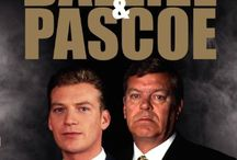 Dalziel & Pascoe / An British Detective that started on March 16th 1996 and ended on June 12th 2007
