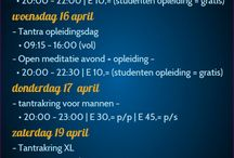 Programma / Het programma of programma onderdelen van Dharma-Lotus in Breda.