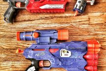 Nerf Gun Reviews / This board includes pins which link back to full written reviews on my website NerfGunAttachments.com.