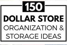 Organization storage