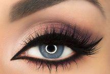 Pretty Make-Up Ideas