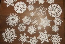 Christmas Snowflakes / by Kathryn Cox