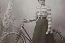 Cyclisme 1900
