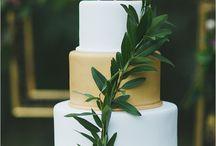Bird Cage Wedding Cakes