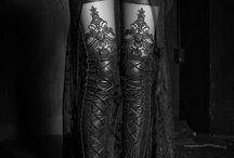 Gothic, steampunk, punk, metal..<3