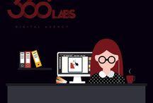 #3sixtyLabs / #designer #coder