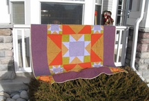 My Quilts / Here's some of the quilts I've made and sold.