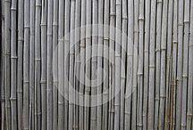 bambusvegg
