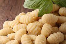 Gnocchi Recipes / by Robin Sawyers