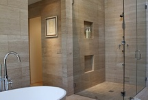 Modern Baths / Modern style bathrooms / by Floor to Ceiling