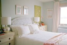 Guest Bedroom - Turquoise