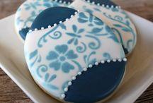 cake/cookie ideas / by Sandra Trascher
