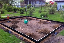 Kasvihuoneen perustaminen ja huolto / Ohjeita kasvihuoneen perustan tekemiseen ja kasvihuoneen pystyttämiseen