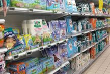 Baby Products in France / What can you buy for babies for food, drink and other products in France...