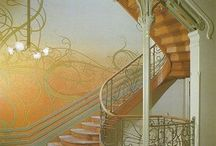 Art Nouveau / by Ben Willmore