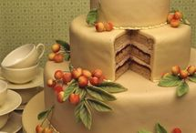 AAHHHH - CAKES CAKES CAKES / by Cathy Arnold