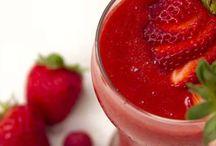 Food + Drink { smoothies + juices }