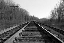 Railroads / by Giorgio Galeotti