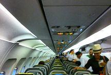 Airports & Planes. Aeropuertos y Aviones.