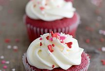 red velvet / Delicious red velvet, not only the food, but also yummy eye candy: )