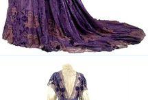 Moda XIX w. i pocz. XX w.