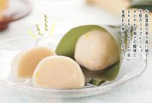 Japanese sweets / 和菓子by津村屋