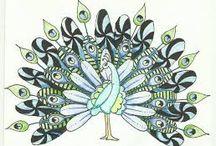 Zentangle ~ Doodle