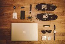 Inside Designer Bag