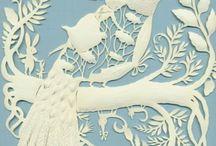 m-paper cut / by Kristel Voolaid