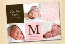 Baby album ideas