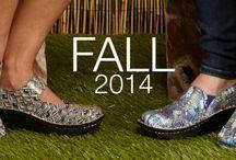 Alegria Fall 2014 / by Alegria Shoe Shop
