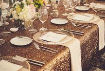 Beautiful Linen and Table Settings
