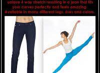Yoga et mode / Des vêtements de yoga pour pratiquer confortablemen