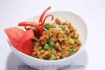 sanjeev dishes