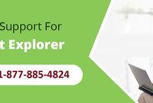 Internet Explorer Tech Support