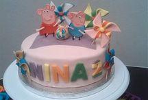 cake pepa pig