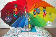 Sensory Umbrellas