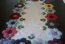carpetas bordadas