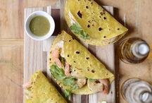 Tortilla - různé