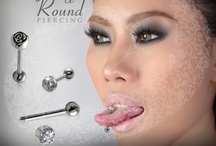 Tongue / KSpiercing Tongue & Round Piercing Line can be found also at www.ksfactoryshop.com