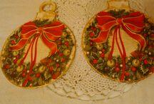 Moje Boże Narodzenie / Świąteczny Hand made