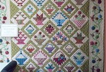•♥✿♥• Quilting ~ Baskets •♥✿♥•