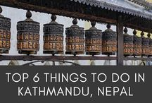 Nepal Travel Guide / Guide about traveling in Nepal, hiking to Himalayas, visiting Kathmandu, etc.