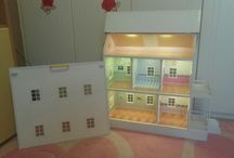 My dad's dollhouse