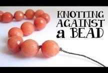 jewelry knots