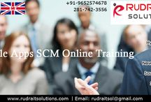 Oracle Apps  SCM Training in Hyderabad / Rudra IT Solutions Professional IT corporate, Oracle Apps  SCM Online Training and Consulting Company..Rudra IT Solutions is one of the Promote leading IT Services and Oracle Apps  SCM corporate training solutions along with IT Online training conservatory, with latest Industry offering technology in Hyderabad,India, USA, UK, Australia, New Zealand, UAE, Saudi Arabia,Pakistan, Singapore, Kuwait.   http://www.training.rudraitsolutions.com/oracle-apps-scm.html