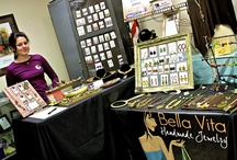 Indie Emporium / IE is Tulsa's first indie arts, craft & fashion show. Started in 2007, IE is a show featuring the hippest craft vendors and a fashion show of handmade clothing and accessories with make-and-take crafting stations, a fine arts gallery space, workshops and demos led by fabulously crafty people!