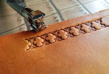 Leatherwork, no-shoe