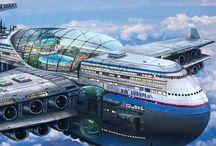 Future Super Ships