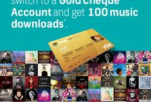 FNB Golden Circle / Music engages the mind, body and soul. FNB is offering you access to the world's largest music catalogue.